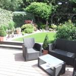 Kunstrasen Green Paradise für den Garten