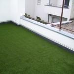 Kunstrasen Green Paradise auf Dachterrasse
