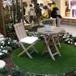 Kunstrasen Green Natural für GaLa-Ausstellung