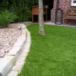 Kunstrasen für den Garten! Produkt Green Natural