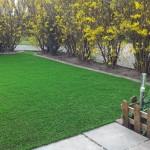 Kunstrasen Green Enjoy im Garten