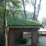 Kunstrasen als Dachbegrünung