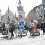 Kunstrasen Radl-Taxi