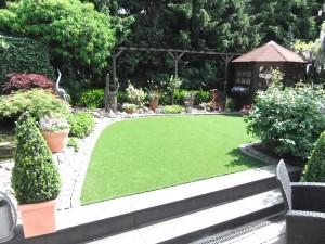 Dachgarten mit Kunstrasen Green Paradise