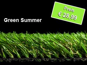 Kunstrasen Green Summer