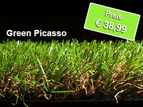 Kunstrasen Green Picasso