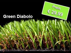 Kunstrasen Green Diabolo