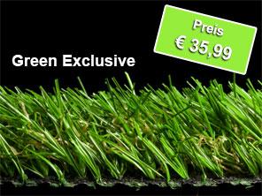 Kunstrasen Green Exclusive