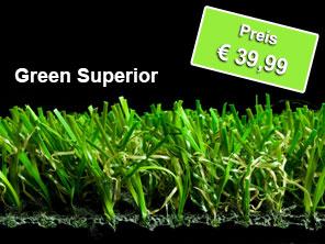 Kunstrasen Green Superior